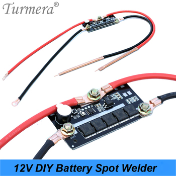 Turmera 12v Diy Spot Welder Controller Bms For 18650 26650 32700 Battery Soldering 0 15mm And Battery Pack Use With Welding Pen Buy At The Price Of 27 32 In Aliexpress Com Imall Com