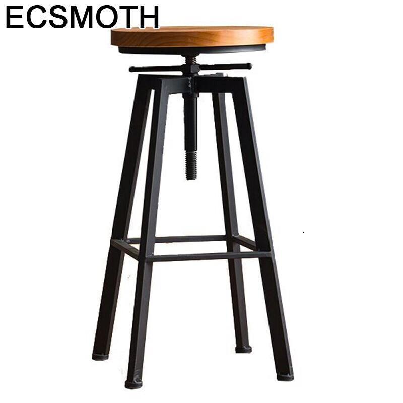 Sandalyeler Sedie Barkrukken Sgabello Stuhl Cadir Sedia Stoelen Hokery Sandalyesi Vintage Cadeira Stool Modern Silla Bar Chair
