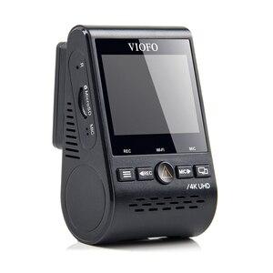 Image 4 - VIOFO Cámara de salpicadero Dual A129 Pro Duo 4K, DVR 2020, 4k, modo de estacionamiento GPS, sensor Sony, WIFI, 4K, DVR