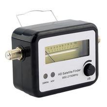 Цифровой спутниковый искатель выравнивания сигнала satfinder