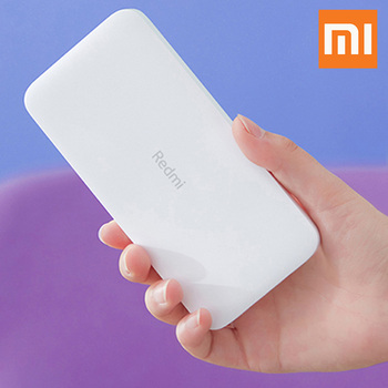 Xiaomi Redmi Original Power Bank 20000mAh 18W Quick Charge 10000mAh Powerbank Fast Charging Portable Charger Dual USB Charger wireless power bank mirror screen portable 20000mah dual usb powerbank fast charging external battery charger for iphone samsung