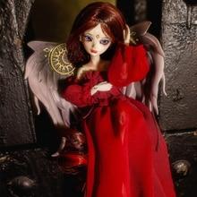 Dc arwen 1/8 fadas resina brinquedo boneca bjd crianças amigos surpresa presente para meninos meninas aniversário