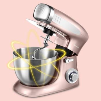 JRM0068 Meiling Cook maszyna gospodarstwa domowego handlowa mieszarka do ciasta małe automatyczne mieszanie metalu maszyna do mieszania mąki tanie i dobre opinie OLOEY 1300W 220 v CN (pochodzenie) Przycisk wyrzutnik trzepak Cordless Nachylenie głowy projekt Stojak tabeli STAINLESS STEEL