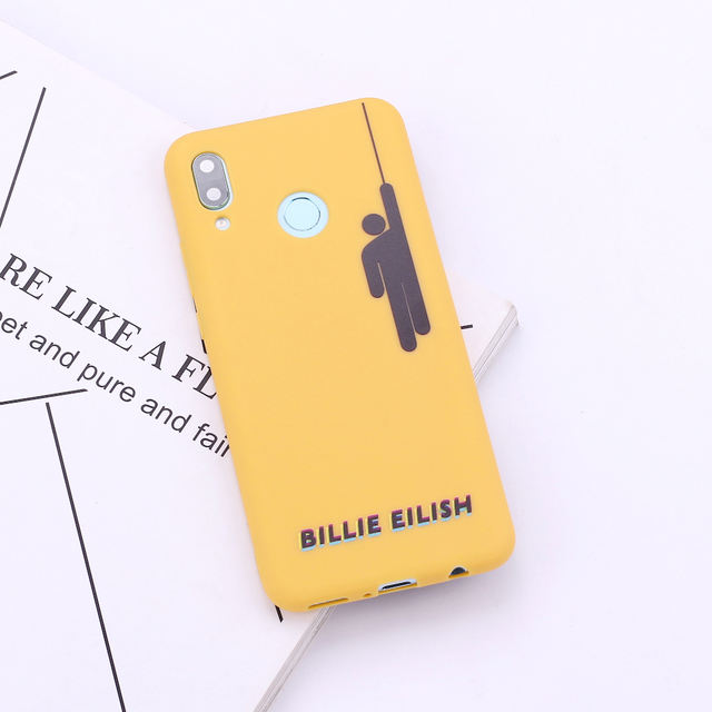 BILLIE EILISH XIAOMI IPHONE CASE (10 VARIAN)