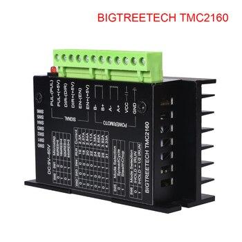 BIGTREETECH TMC2160 controlador de Motor paso a paso de alta potencia para impresora 3d grabado máquina CNC controlador de piezas de impresora 3D
