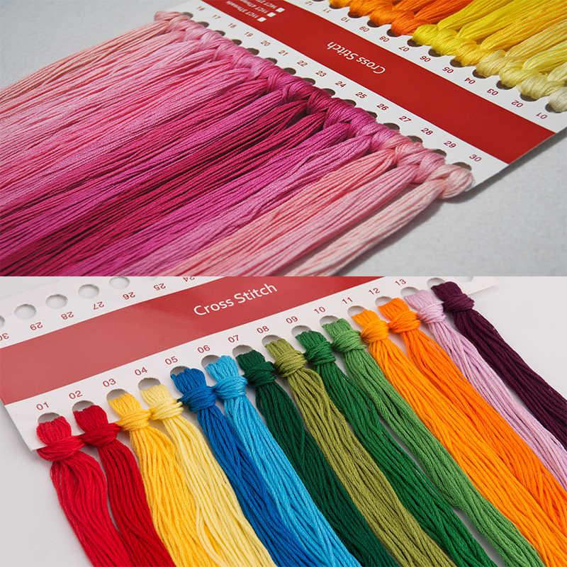 Arte Gatto kit Punto Croce 14ct Contati Stampato Tela 11ct Tessuto di Cucitura Del Ricamo FAI DA TE Cucito A Mano Artigianato
