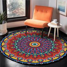 Большая площадь ковры для гостиной Цвет цветочный узор в виде