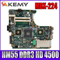 Материнская плата для ноутбука Sony Vaio VPCEB серии HM55 DDR3 HD4500 графика A1794336A MBX-224 M961 1P-0106J01-8011 Бесплатный Процессор i3