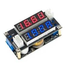 2 In 1 XL4015 5A Verstelbare Vermogen Cc/Cv Step Down Charge Module Led Driver Voltmeter Amperemeter Constante stroom Constante Spanning