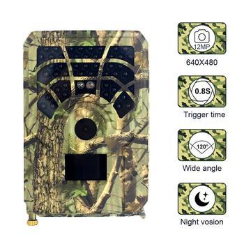 12MP 1080P Track Hunting Camera Wild Surveillance Camera PR300A Night Version Wildlife Scouting Cameras Photo Traps Track 2