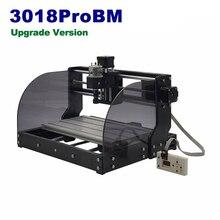 Настольный лазерный гравировальный станок с ЧПУ 3018 ProBM деревянный фрезерный станок с ЧПУ DIY хобби лазерный гравер V3.4 GRBL лазерный принтер с ЧПУ Режущий инструмент