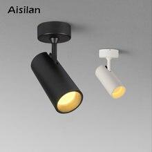 Aisilan led скандинавский Точечный светильник Регулируемый потолочный