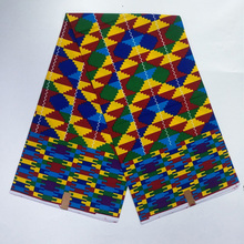African Traditional and Modern Kente Print Fabric For Kente Dress/head wrap/Hair Bonnet T-8 cherry print wrap dress