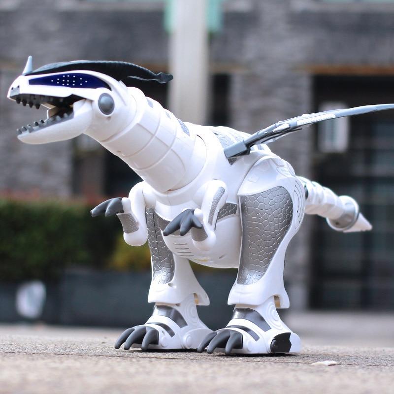 66CM Large Smart Robot Toy RC Dinosaur Touch Sensing Smart Conversation English Popular Science Teaching Educational Robotics - 2