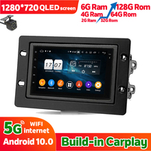 New 6GB Ram 128GB Rom 2Din Car Radio Stereo For SAAB 9-5 95 Android 10 Multimedia Player GPS Navigation Carplay Head Unit cheap OTOJETA CN(Origin) Double Din DEFAULT 4*45W 256G Android 10 0 OS JPEG Other glass+ plastic+PCB 1024*600 Bluetooth Built-in GPS