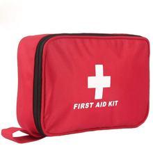 FFYY First Aid Kit, 180 PCSฉุกเฉินชุดปฐมพยาบาลทางการแพทย์อุปกรณ์การบาดเจ็บกระเป๋าFirst Aid Kitสำหรับกีฬา/Home/เดินป่า/Camp