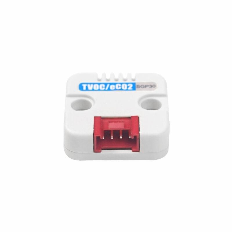 lowest price M5Stack Official TVOC eCO2 Gas Unit  SGP30  Digital Multi-Pixel Gas Sensor Unit Air Quality Monitoring eCO2 Concentration
