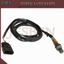 06A906262AK 0258006261 sonda Lambda O2 compatible con Sensor de oxígeno para VW BORA GOLF 4 Skoda 1.6L 1999 2005 #0258006262 06A 906 262 AK