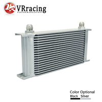 VR - 19 ROW AN-10AN UNIVERSAL ENGINE TRANSMISSION OIL COOLER VR7019