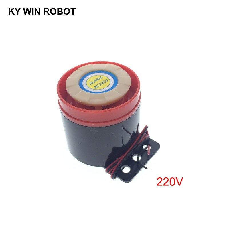 High-decibel Active Buzzer Alarm SFB-55 DC6-220V Alarm 12V 24V 220V For Arduino Diy Electro