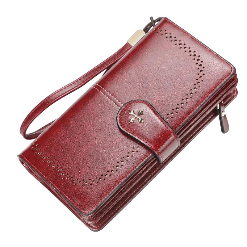 carteiras vintage longas handtassen borsetta donne