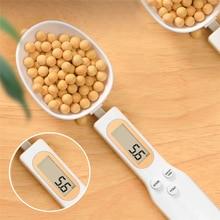 Precise Display Digital Spoon Kitchen Measuring Spoon Electronic Digital Spoon Food Weight Volumn Display Scale Spoon Tools