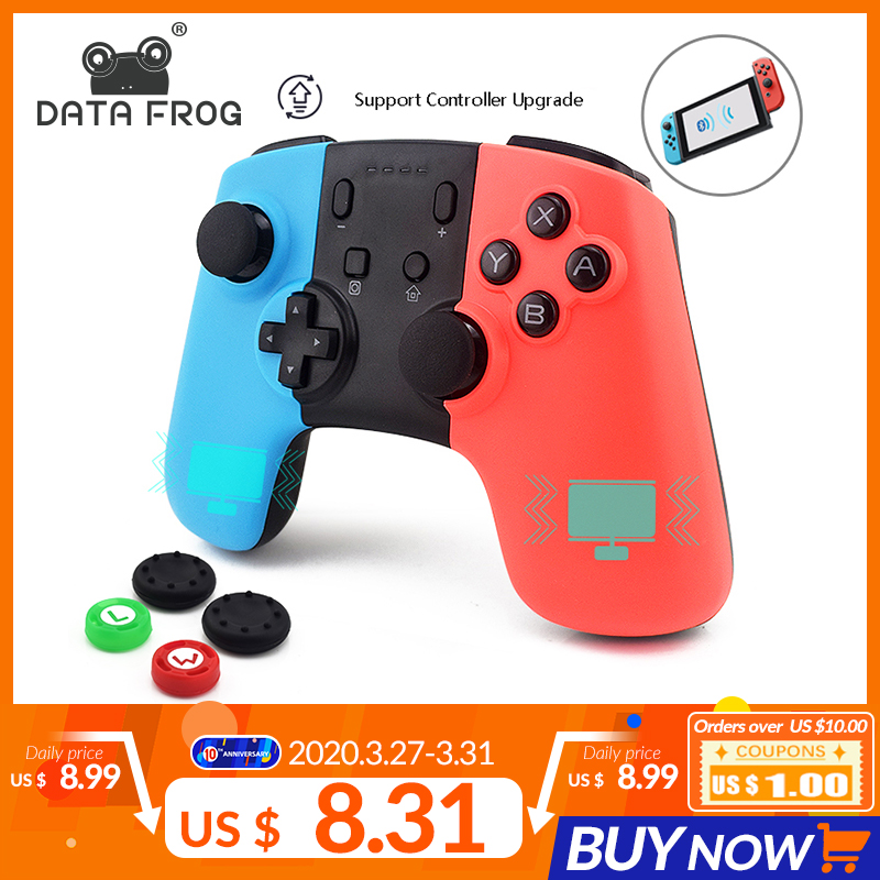 DATA FROG Game Controller For Nintendo Switch Controller Wireless