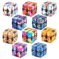Juguetes para niños y adultos, rompecabezas de descompresión, cubo mágico antiestrés, juguetes sensoriales, laberinto