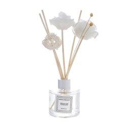 50Ml Home Fragrance Oil Rattan Reed Diffuser Room Perfume Aroma Essential Oil Lavender w Trzcinowy dyfuzor olejowy od Dom i ogród na