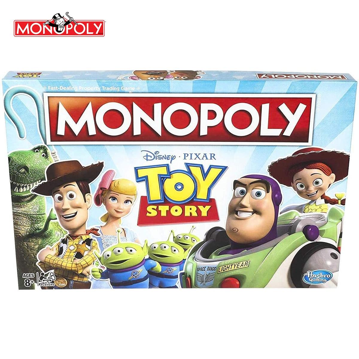Классическая настольная игра-головоломка «История игрушек», енот, для детей, настольная игра для мальчиков и девочек, подарок на день рождения, E5065 1