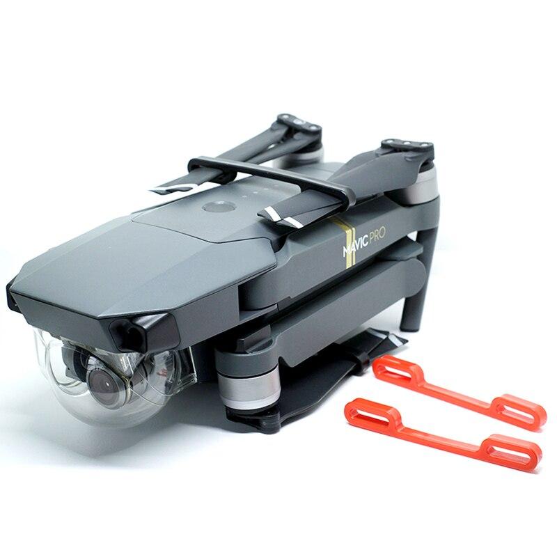 For DJI MAVIC PRO Propeller Protective Holder Prop Bracket Blade Protector Guard Fixed Clip Fixtor For DJI Mavic Pro Accessories