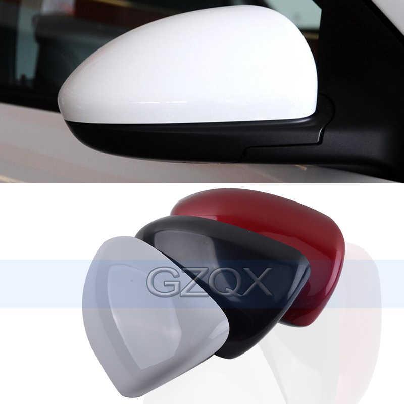 Capqx para chevrolet cruze 2009-2013 vista traseira lateral espelho retrovisor capa exterior tampa do espelho escudo habitação capa