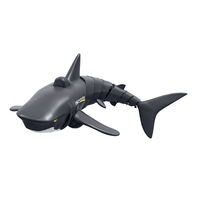 New Mini RC Shark Remote Control Toy Swim Toy Underwater RC Boat Electric Racing Boat Spoof Toy Pool 4