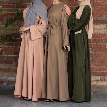Abaya Dubai Turkey Arabic Muslim Fashion Hijab Dress Kaftan Islam Clothing Dresses For Women Vestidos