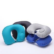 Мягкая u образная Подушка надувные подушки для воздушного полета