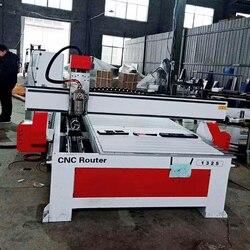 Songli 1325 2,2kw 4-axis CNC máquina herramienta, puerta de madera pata de la Mesa muebles 3d tallado