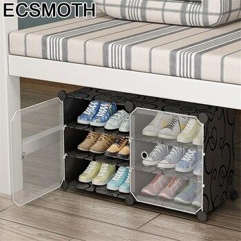 Minimalist Armoire Mueble Closet Schoenenrek Zapatera Organizador Rack Scarpiera Furniture Meuble Chaussure Shoes Cabinet
