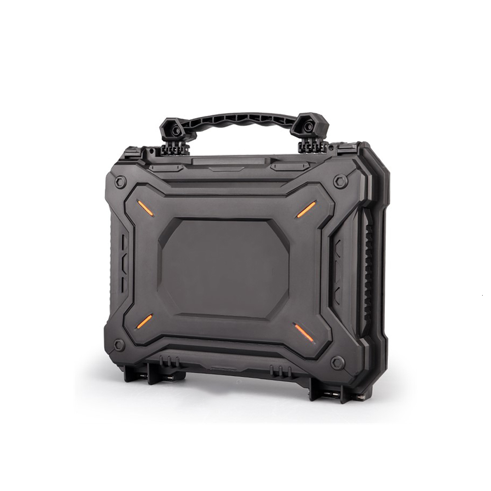 Tactifans New Portable Waterproof Impact Resistant Hard Carry Case Bag Tool Kits Storage Box Safety Protector Organizer Toolbox
