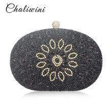 Women Clutch Bag Wedding Clutch Party Chaliwini Purse and Handbag Pearl Clutch Luxury Handbags Women Bags Designer Wallet bolsa цена и фото