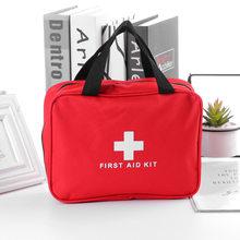 Sac médical d'urgence pour Camping en plein air, Kit de premiers soins, pochette, Kit de sauvetage, sac vide pour voyage, Kit de survie, 25x18x8cm