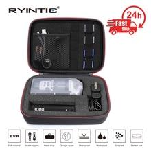 Sacoche rigide Portable antichoc pour ZOOM H1, H2N, H5, H4N, H6, F8, Q8, enregistreurs de musique pratiques, chargeur, adaptateur pour trépied Mic