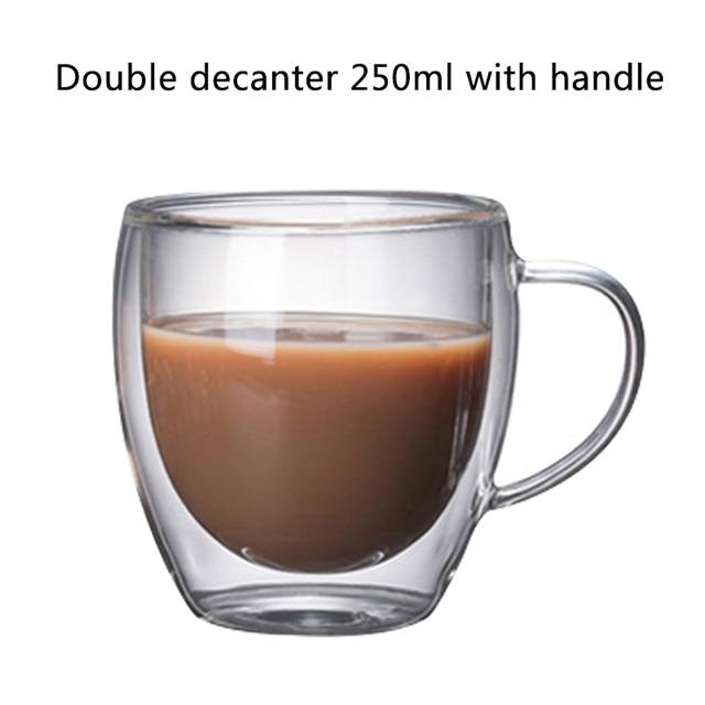 Coffee glass 250 ml