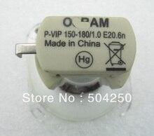 Oryginalna lampa żarowa do projektora OSRAM P VIP 150 180/1.0 E20.6n bez obudowy do projektorów