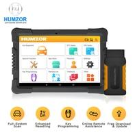 Humzor NexzDAS OBD2 Scanner 10 inch Tablet Full System Diagnostic Tool OBD 2 Automotive Scanner Code Reader