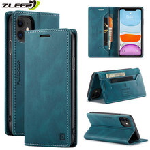 Luxo couro flip wallet se 2020 caso para o iphone 12 mini 11 pro x xs max xr 6 s 7 8 plus magnético cartão titular telefone sacos cobrir