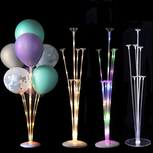 Ballons-Accessories Stand-Stick Adult-Holder Baloon Air-Balls Birthday-Party-Decoration