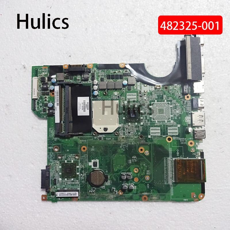 Hulics Original DA0QT8MB6G0 482325-001 For HP Pavilion DV5 482325 Laptop Motherboard DDR2