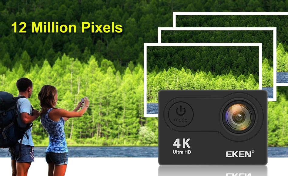 Eken H9R 4K Action Camera 3