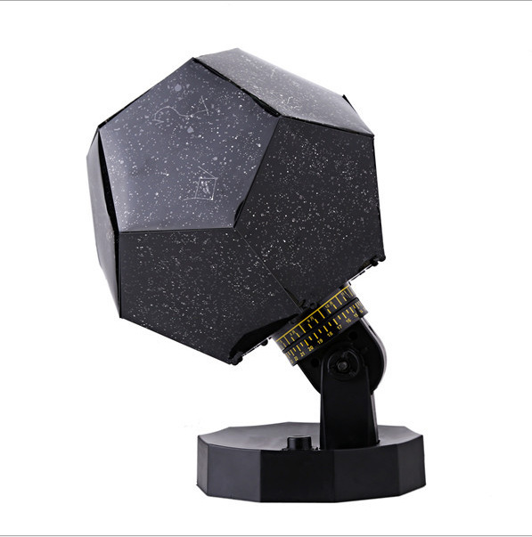 HobbyLane светодиодный ночной Светильник звездное небо Звезды Луна планета лампы проектора Космос Вселенная Luminaria детская комната Светильник для подарка на день рождения - Испускаемый цвет: as show