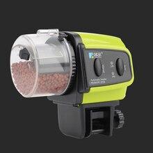 New Digital LCD Automatic Aquarium Fish Feeder Fish Tank Timing Food Feeding Device Automatic Feeder For Fish Shrimp Turtle